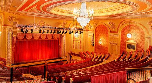 Genesee Theater Interior