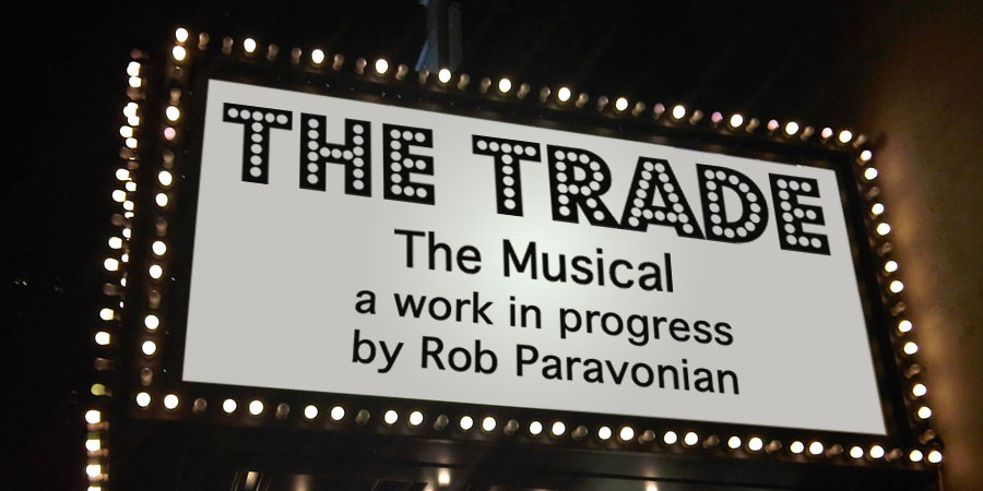 The Trade Broadway Marquee
