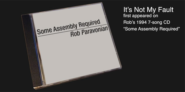 Some Assembly Required Cover