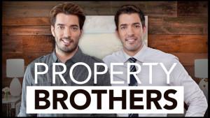 HGTV's Property Brothers Promo Shot