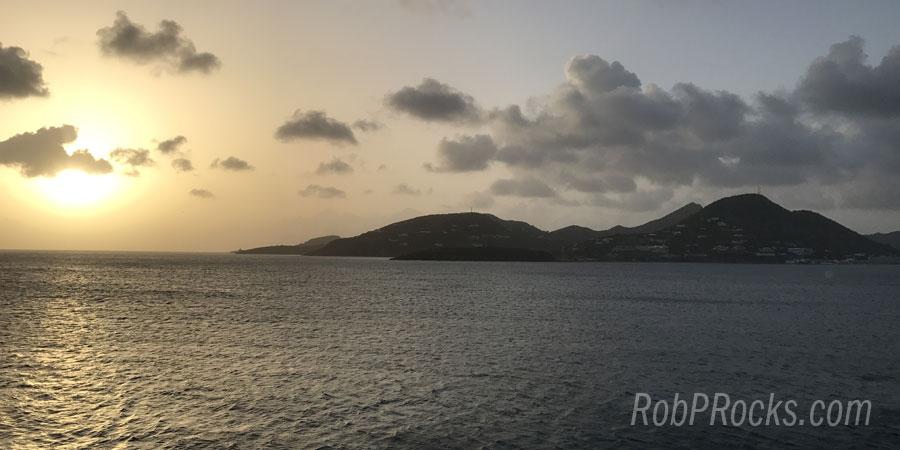 CruiseBlogSunset