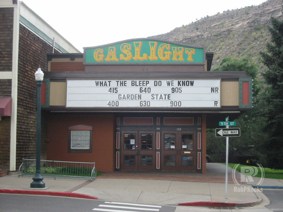 Gaslight Theater in Durango