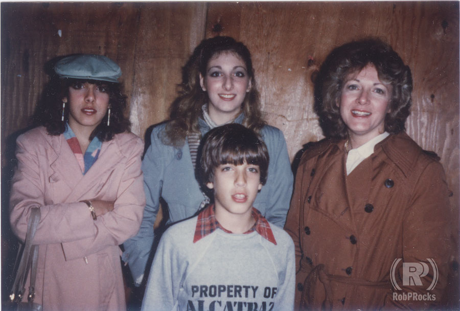 Family pic from 1980ish