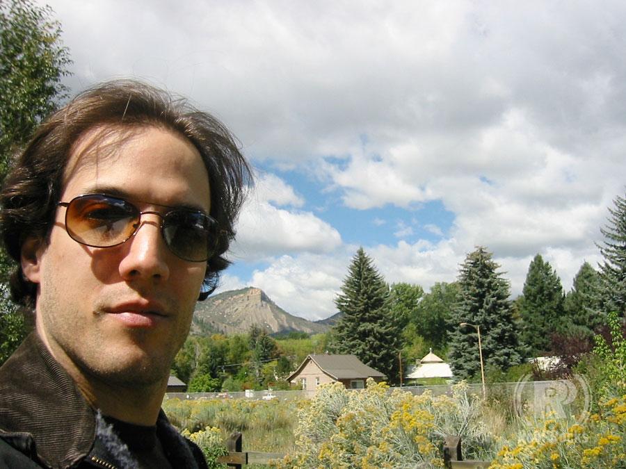 Selfie in Durango