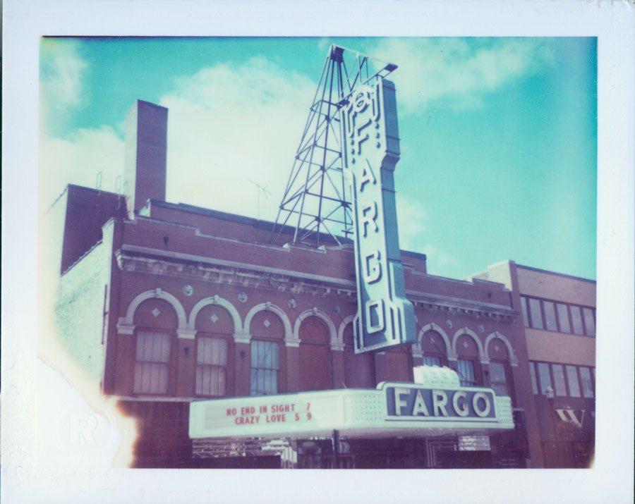 Fargo Theater Polaroid