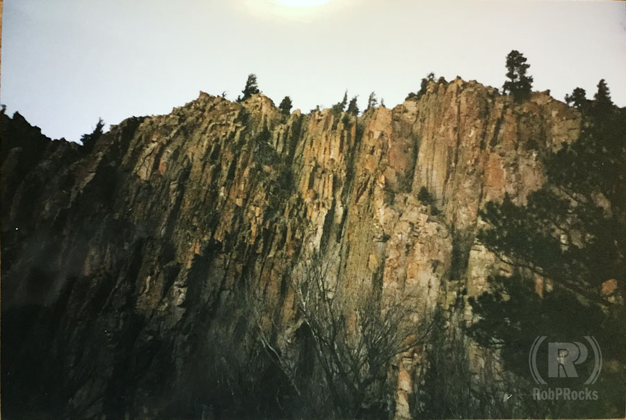 Cliff in NM