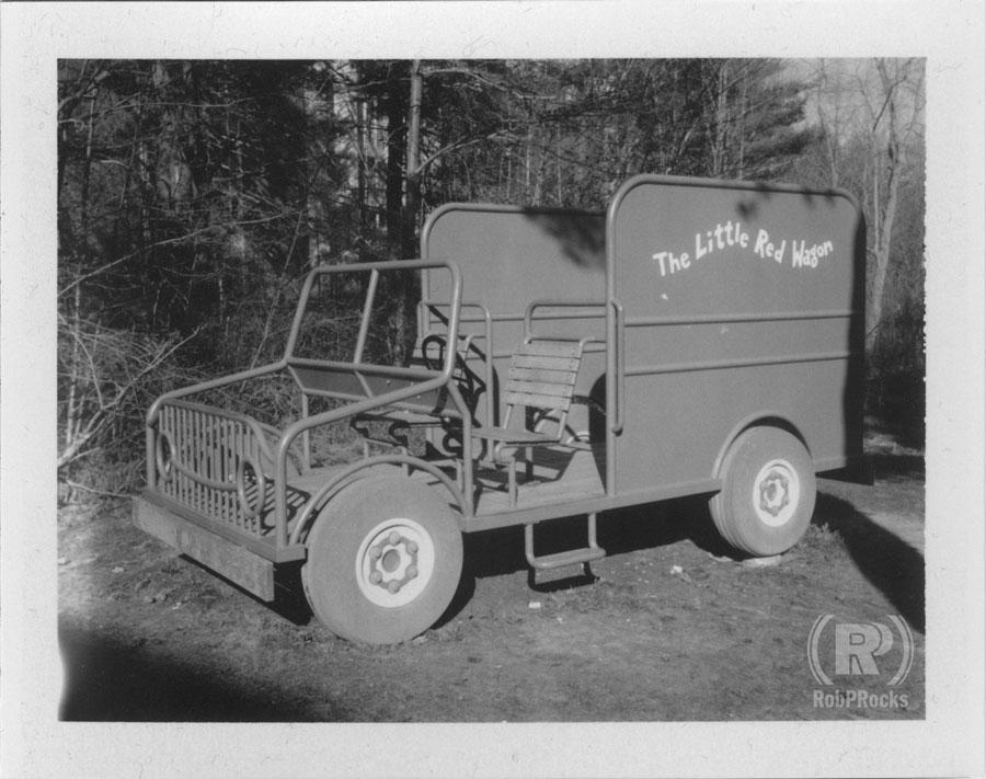 playground truck